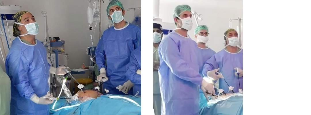 Ürolojik Laparoskopik (Kapalı) Cerrahi çocuk