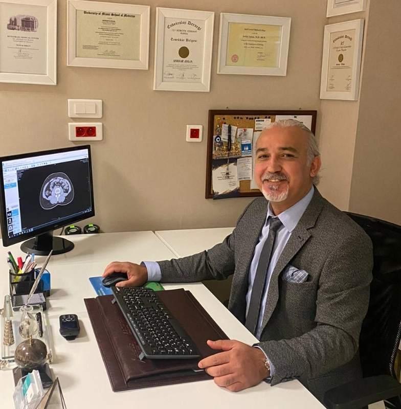 Pendik Üroloji Uzmanı Doç. Dr. Serdar Aykan